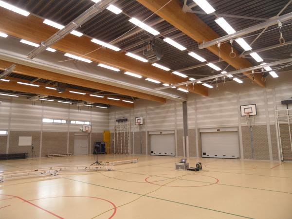 Grote gymzaal